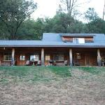 Bear Creek Cabins.