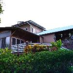  Ala&#39;aina cottage and deck (in foreground)