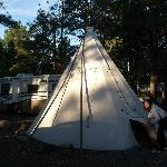 Foto de Flagstaff Grand Canyon KOA
