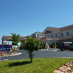 Φωτογραφία: Hilton Garden Inn Colorado Springs Airport