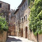  The local tuscan architecture