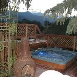 Hot Tub NEW* Deck View of Pikes Peak