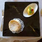 5 stars dessert: souffl  l&#39;orange