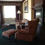  Sitting Room in the Presidential Suite