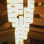  hotel foyer central light fixture
