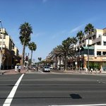 Downtown Huntington Beach CA