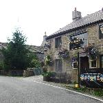 The Cheshire Cheese Inn