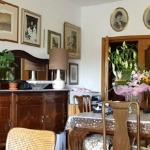 La sala da pranzo - the living room