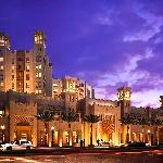 Exterior Rendering - The Ajman Palace