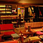 LaRisata Ampang lounge area at the bar upstairs