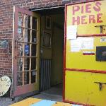  Entrance to fab pie place