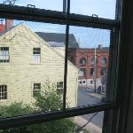 View from the Land &amp; Sea room (one of two windows; the other faces the parking in the back)