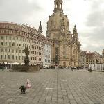  5 min walk  to Frauenkirche