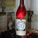A bottle of Mt. Vale's award winning Misty Morning