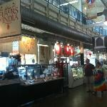 Inside North Market
