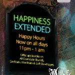 Happy Hours @ The Hub
