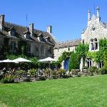 Abbaye des Vaux de Cernay Hotel