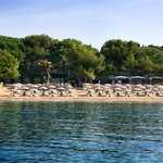 La Pinede Plage Chateaux & Hotels De France