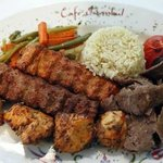 Mixed Grill Kebab