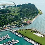 The Lucija Campsite is located on the Seča peninsula in Portorož. Its distinctive features inclu
