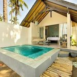 Personal Plunge Pool -  IN EVERY UNIT!