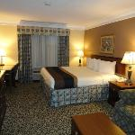 King room at Best Western Plus Slidell