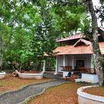 Front View of Sreevalsam inn
