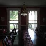 Dining/breakfast room
