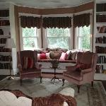 Library/living room