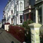 Nuneham House Hotel, South Parade, Llandudno
