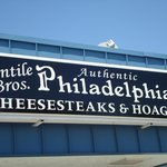 Gentile Bros Authentic Cheesesteaks