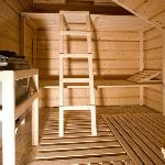  Sauna (30.00 per person)