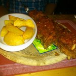 Ribs and wedges