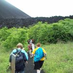 Cerro negro volcano