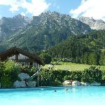 der tolle Pool