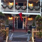 Christmas at In The Garden Historic Hensley House