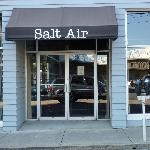 Exterior of Salt Air