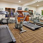 Fitness Center open daily at the Holiday Inn Expre