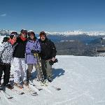 Top of Coronet Peak