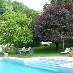 VILLA GARDINI / Pool area