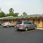 Holiday Terrace Motel Houston Exterior