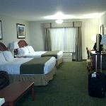 Foto van Holiday Inn Express and Suites Medicine Hat