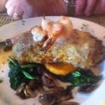 Grouper special... yum!