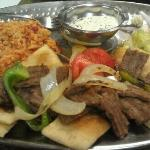  gyro platter