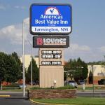 Foto van Americas Best Value Inn Farmington