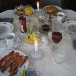  The Grand victorian B&amp;B hearty breakfast ~