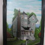  The Grand victorian B&amp;B painting ~