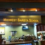  ... and even a barista school