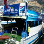 SubAQUA Diving Center Kas Turkey