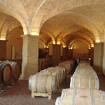 La bottaia - our wine cellar